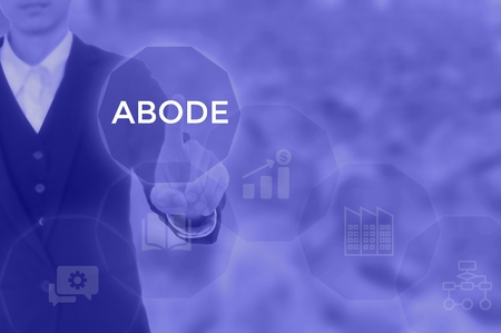 select ABODE - technology concept