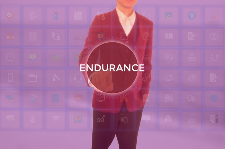 ENDURANCE - technology and business concept