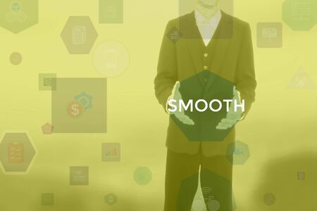 SMOOTH - technology and business concept