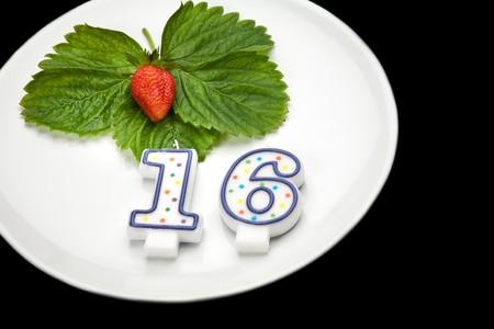 sweet sixteen: Consept of sweet sixteen
