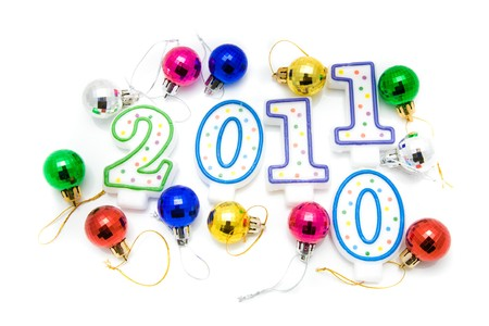 Happy new year 2011 photo