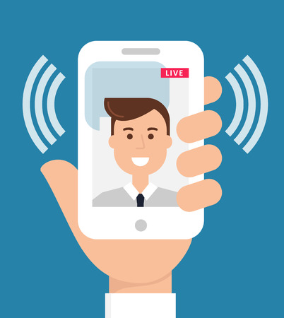 Live Video Streaming from Cell Phone