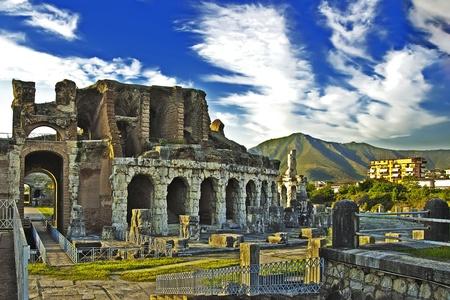 Anfiteatro Campano Stock Photo - 15547015
