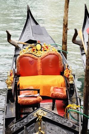 romantic means of transport Venetian