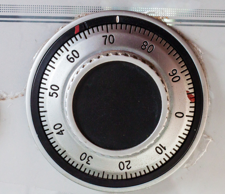 combination: dial combination lock on the safe