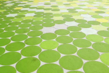 Floor Pattern of Skywalk