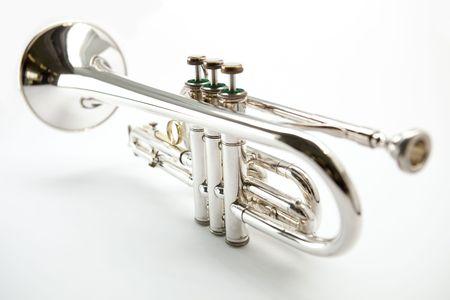 Trumpet Stock Photo - 7309674