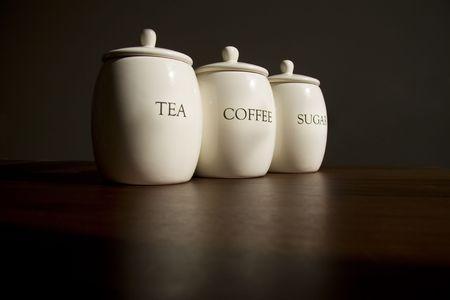 Tea, Coffee and Sugar