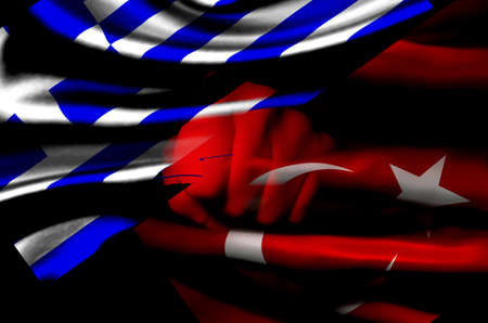 Tension between greece and turkey