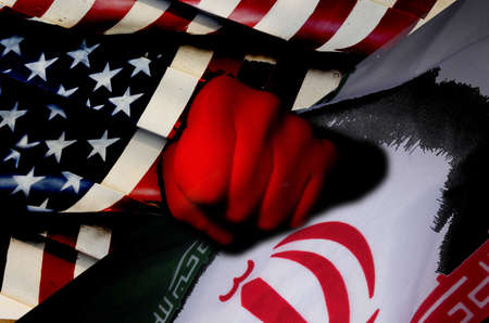 Tension between usa and iran