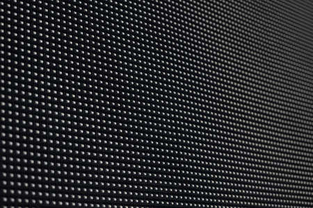 Outdoor modular LED panels as a decoration on the stage. Close up image. 版權商用圖片