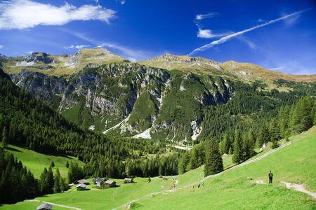 tyrol: mountainview tyrol