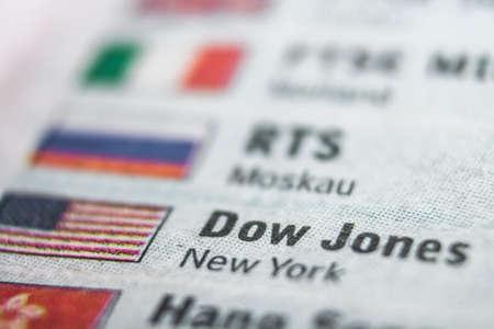 dow: Dow Jones Macro Concept