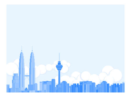 klcc: Kuala Lumpur Stock Photo