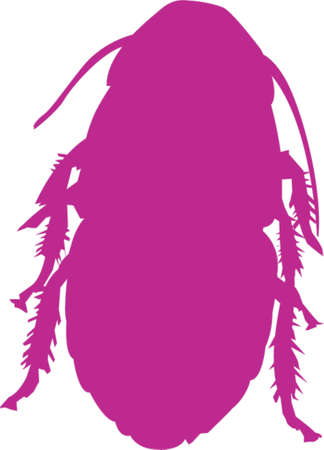 crawly: Silhouette of Bug