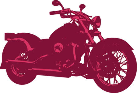 motorcycle rider: Retro style for Easy Rider bike.