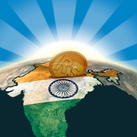 India moneybox photo