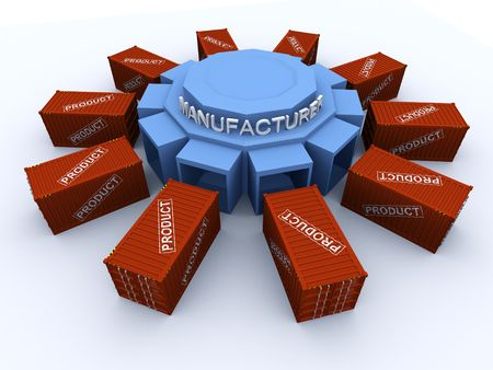 Products development Stock Photo - 6367754