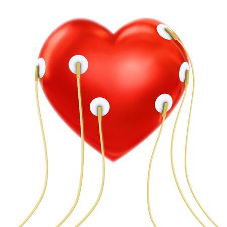 cardioid: Corazón con sensores