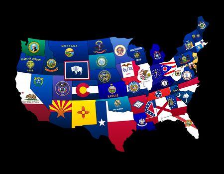 States of United States photo