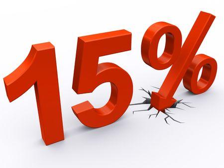 15 perscent discount