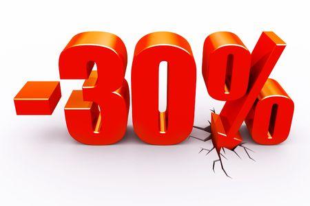 30 perscent discount