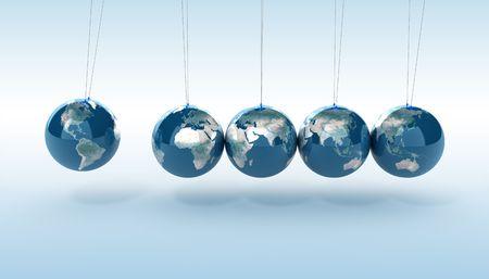 Earth Pendel
