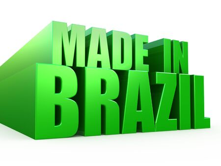 Made in Brazil  photo