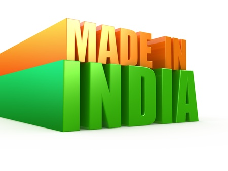 Made in India photo