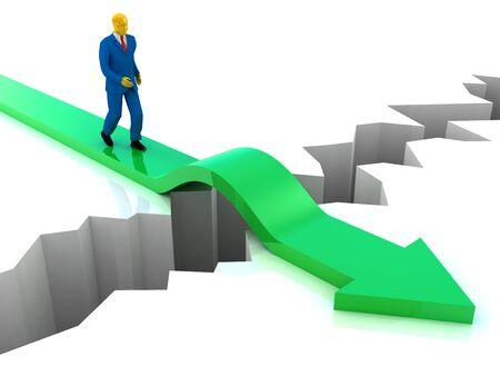 Business Success concept photo