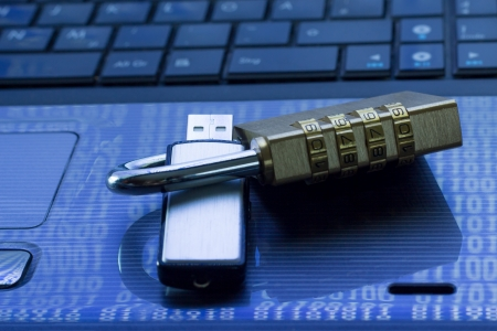 cyber defence: USB data security