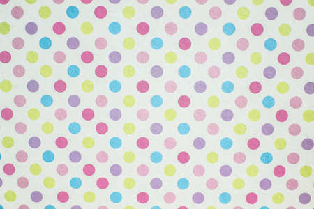 dotted: colorful dotted pattern background