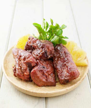 styles: honey pork ribs grilled