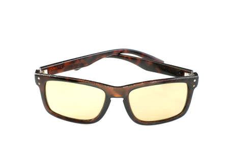 eyeglasses: eyeglasses on white background Stock Photo