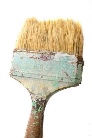 dirty: dirty brush