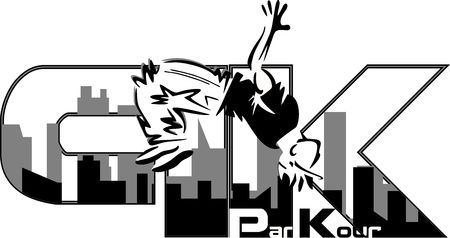 backflip: Parkour