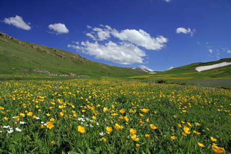 Mountains in Syunik Province, Armenia