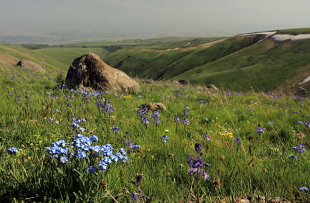 Lesser Caucasus, Mount Aragats area, Aragatsotn Province, Armenia