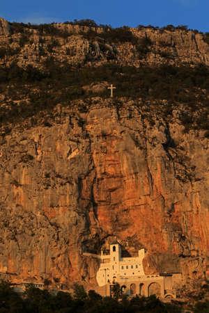 Ostrog Monastery, Montenegro