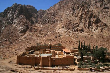 Monastère Sainte-Catherine, Sinaï, Egypte