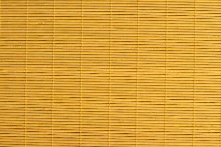 yellow straw mat texture   photo