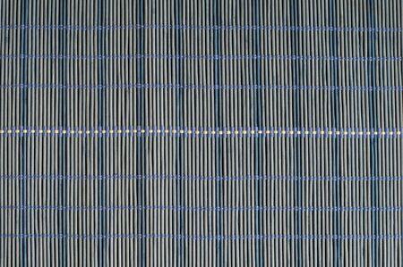 blue straw mat texture   photo