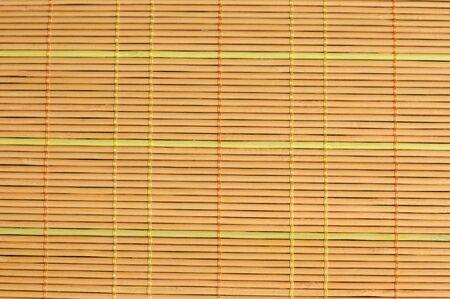light brown straw mat texture   photo