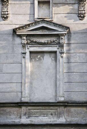 Old blind window Stock Photo - 5983001