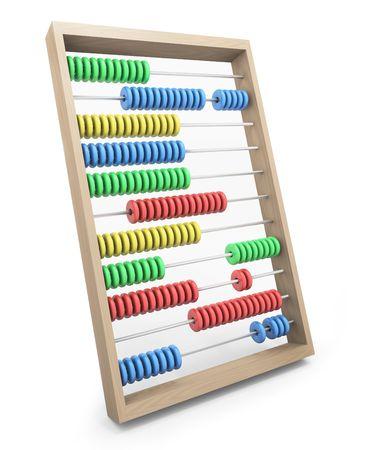 Abacus Stock Photo - 7441440
