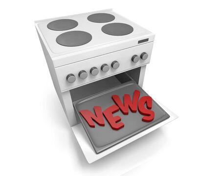 unreliable: Freshly baked news