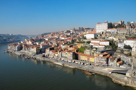 View at the city of Porto in Portugal Stock Photo - 9641036