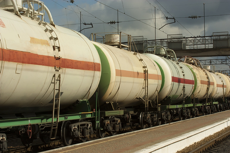 propane gas: transportation of propane gas in tanks by rail