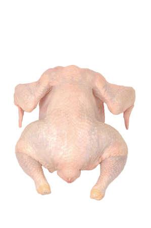 carcasse: Carcasse de poulet Banque d'images