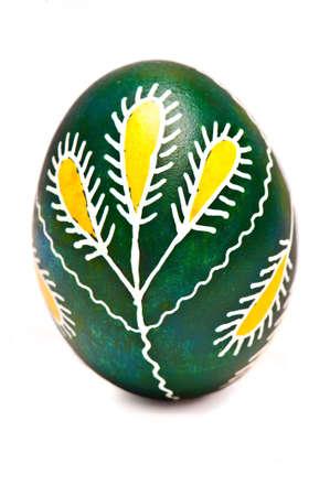 one Ukrainian Easter Egg Pysanka